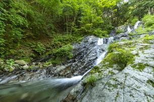 檜原村 夢の滝の写真素材 [FYI04619649]