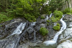 檜原村 夢の滝の写真素材 [FYI04619654]