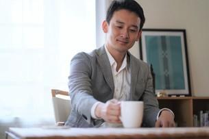 日本人ビジネスマンの写真素材 [FYI04619709]