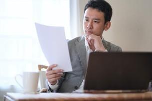 日本人ビジネスマンの写真素材 [FYI04619734]