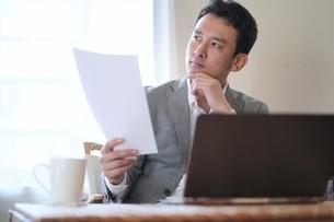 日本人ビジネスマンの写真素材 [FYI04619735]
