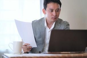 日本人ビジネスマンの写真素材 [FYI04619759]