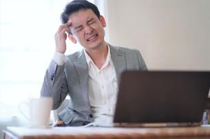 日本人ビジネスマンの写真素材 [FYI04619765]