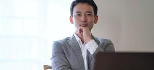 日本人ビジネスマンの写真素材 [FYI04619777]