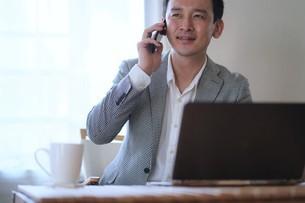 日本人ビジネスマンの写真素材 [FYI04619794]