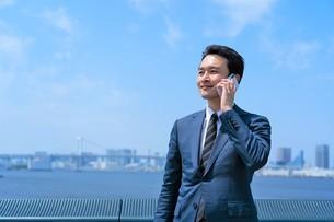 日本人ビジネスマンの写真素材 [FYI04619831]