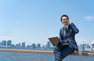 日本人ビジネスマンの写真素材 [FYI04619879]