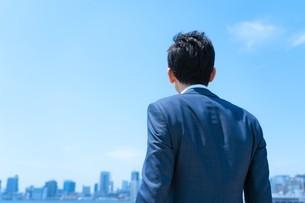 日本人ビジネスマンの写真素材 [FYI04619930]