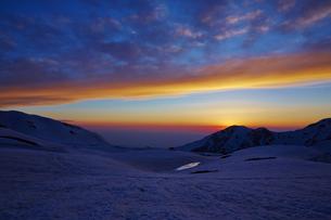 立山黒部アルペンルートの写真素材 [FYI04620033]