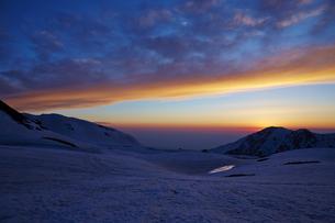 立山黒部アルペンルートの写真素材 [FYI04620034]