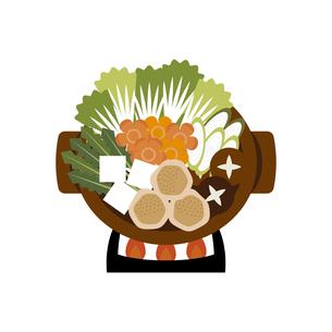 鍋料理のイラスト素材 [FYI04620642]