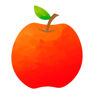 りんごのイラスト素材 [FYI04621223]