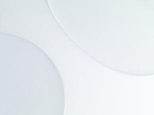 透明な水の滴の写真素材 [FYI04621664]