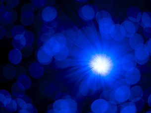 幻想的な光の背景の写真素材 [FYI04621686]