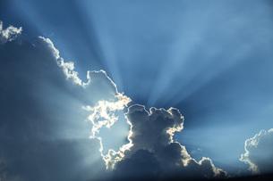 雲の写真素材 [FYI04622120]