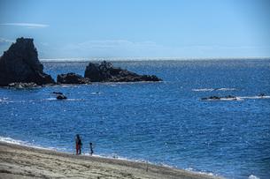 浜辺の写真素材 [FYI04623166]