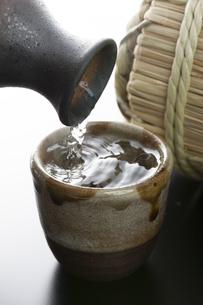 日本酒の写真素材 [FYI04623187]