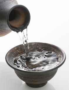 日本酒の写真素材 [FYI04623209]