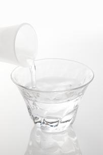 冷酒の写真素材 [FYI04623247]