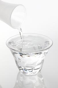 冷酒の写真素材 [FYI04623248]