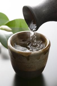 日本酒の写真素材 [FYI04623267]