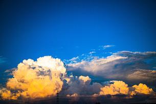 入道雲の写真素材 [FYI04623546]