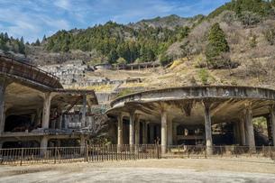 神子畑選鉱場跡の写真素材 [FYI04623768]
