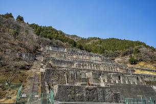 神子畑選鉱場跡の写真素材 [FYI04623779]