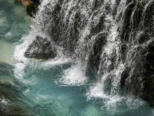 白髭の滝の写真素材 [FYI04624557]