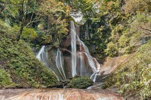 草津 嫗仙の滝の写真素材 [FYI04625008]