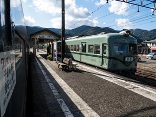 大井川鉄道の写真素材 [FYI04625027]