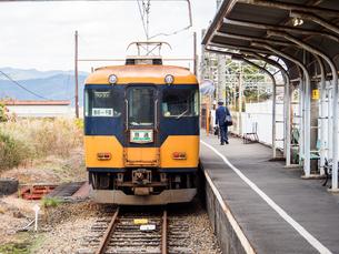 大井川鉄道の写真素材 [FYI04625028]