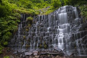 檜山滝の写真素材 [FYI04625115]