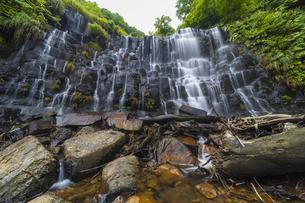 檜山滝の写真素材 [FYI04625116]