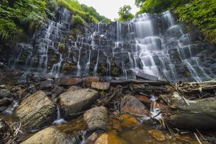 檜山滝の写真素材 [FYI04625117]