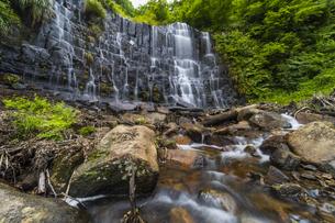 檜山滝の写真素材 [FYI04625120]