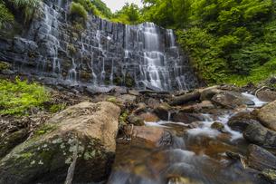 檜山滝の写真素材 [FYI04625121]