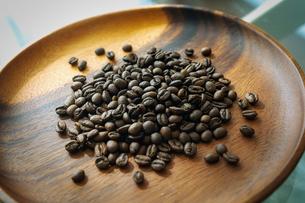 コーヒー豆の写真素材 [FYI04625352]