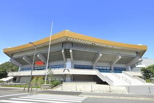 日本武道館の写真素材 [FYI04625771]