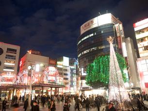 東京都 赤羽駅東口の写真素材 [FYI04625869]