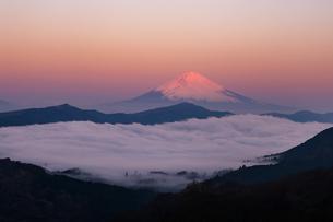 富士山の写真素材 [FYI04626163]
