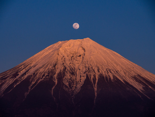 富士山の写真素材 [FYI04626184]