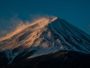 富士山の写真素材 [FYI04626185]