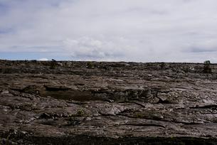 ハワイ島の溶岩の写真素材 [FYI04626507]