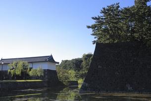 皇居の桜田門の写真素材 [FYI04626656]