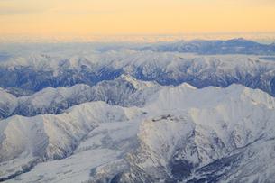 北アルプス立山連峰の写真素材 [FYI04626667]