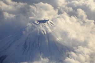 雲海と富士山の写真素材 [FYI04626718]