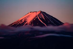 富士山の写真素材 [FYI04627057]
