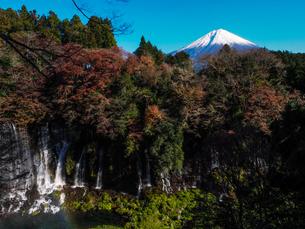 白糸の滝の写真素材 [FYI04627067]