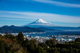 富士山の写真素材 [FYI04627094]